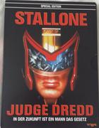 Judge Dredd 1995 DVD Digibox German