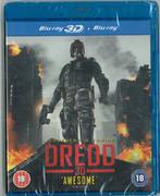 Dredd 2012 Blu-Ray
