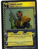 Dredd CCG: Judges - Judge Giant