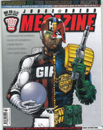 Judge Dredd Megazine Vol 5 Number 216