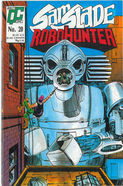 Robo-Hunter 20