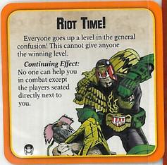 Munchkin: Judge Dredd Riot Time