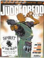 Judge Dredd Megazine Vol 5 Number 242