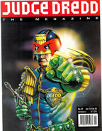 Judge Dredd Megazine Vol 2 Number 20