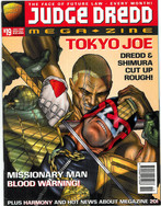 Judge Dredd Megazine Vol 3 Number 19