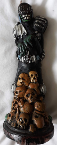 Judge Death Candle