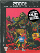2000ad The Ultimate Collection: ABC Warriors Volume One