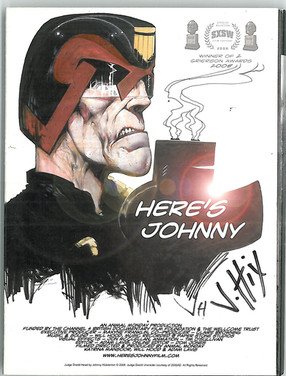 Here's Johnny dvd