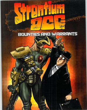 Mongoose: Strontium Dog Bounties and Warrants
