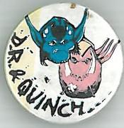 DR & Quinch Badge Eighties