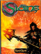 Mongoose: Slaine Rule Book Runequest