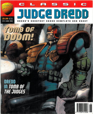 Classic Judge Dredd 11