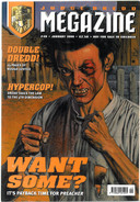 Judge Dredd Megazine Vol 3 Number 49