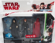 Three Pack Target Exclusive