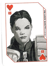 Playing Cards Megazine: Eight of Hearts