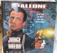 Judge Dredd 1995 Laserdisc USA