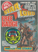 Starlord 1 Time Warden Badge