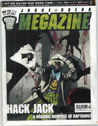Judge Dredd Megazine Vol 5 Number 222