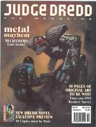 Judge Dredd Megazine Vol 2 Number 43
