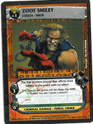 Dredd CCG: Perps - Zoot Smiley