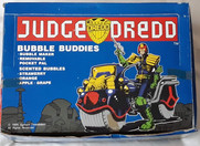Judge Dredd Bubble Buddies Retail Box
