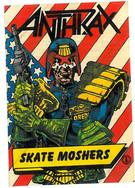 Anthrax Skate Moshers