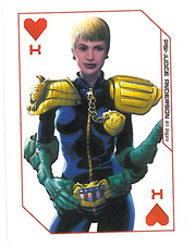 Playing Cards Megazine: King of Hearts