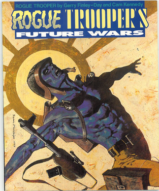 Rogue Trooper: Future Wars