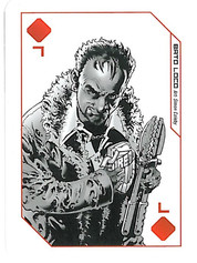 Playing Cards Megazine: Seven of Diamonds
