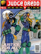 Judge Dredd Megazine Vol 3 Number 12