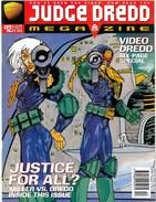 Judge Dredd Megazine Vol 3 Number 12