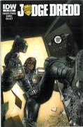 Judge Dredd 1 Cover RE Ace Comics