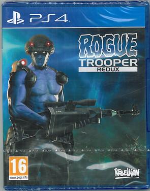 PS4: Rogue Trooper