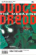 Judge Dredd Megazine Vol 1 Number 6