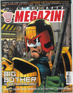 Judge Dredd Megazine Vol 5 Number 223
