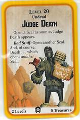 Munchkin: Judge Dredd Judge Death