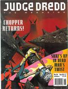 Judge Dredd Megazine Vol 2 Number 36