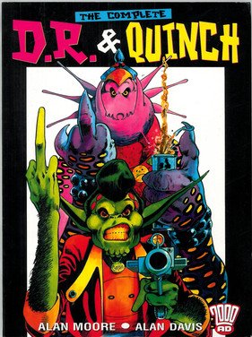 DR & Quinch: The Complete DR & Quinch
