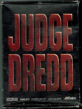 Aklaim Judge Dredd Press Pack