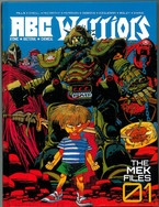 The ABC Warriors - The Mek Files 1