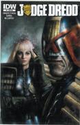 Judge Dredd 2 Cover RIA