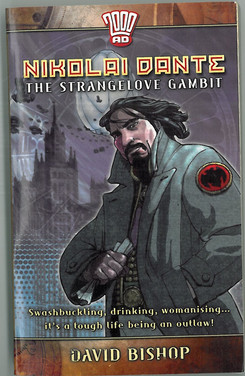 Black Flame : Nikolai Dante The Strangelove Gambit