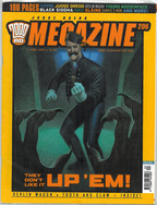Judge Dredd Megazine Vol 5 Number 206