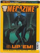 Judge Dredd Megazine Vol 5 Number 206