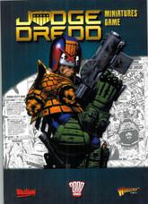 Warlord: Judge Dredd Rule Book