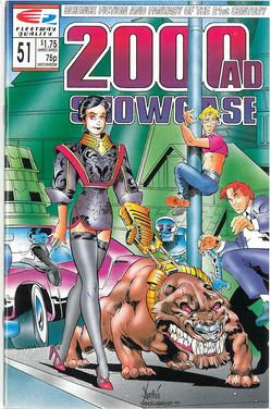 2000ad Presents 51