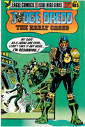 Judge Dredd the Early Cases 5