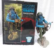 Rogue Trooper Statue