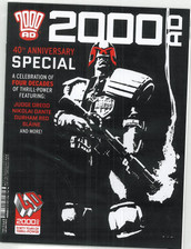 40th Anniversary Special Edition 1st print