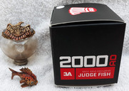 3a: Judge Fish Weathered